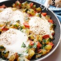 Eggs on Hash