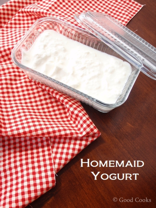 Homenade Yogurt
