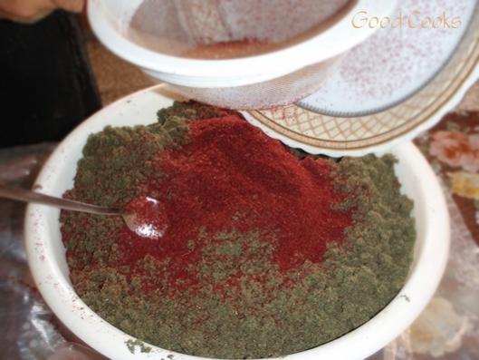 zatar spice mix