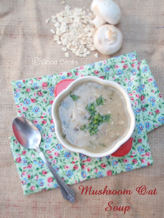 mushroom-oat-soup