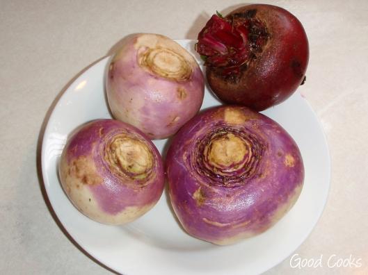 turnip pickles