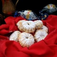 Semolina Maamoul Cookies